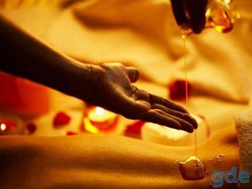 Аюрведа. Расслабляющий массаж- Абхьянгам или Масляный массаж., фотография 2