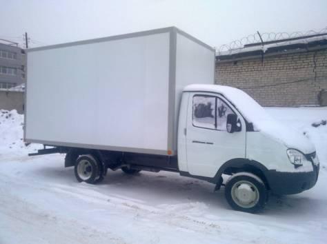 Газель-бизнес Новая, изотермический фургон , фотография 1