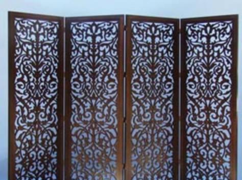 Декоративные ширмы, панели, перегородки., фотография 1