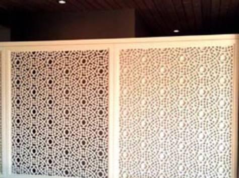 Декоративные ширмы, панели, перегородки., фотография 2