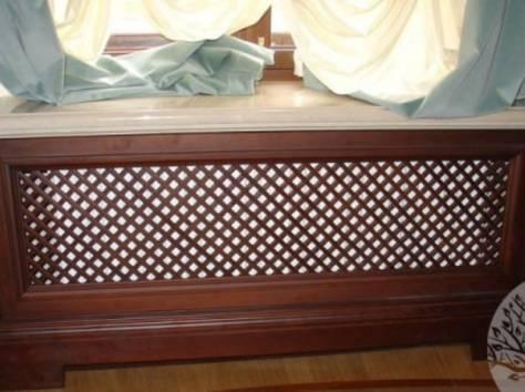 Декоративные ширмы, панели, перегородки., фотография 5