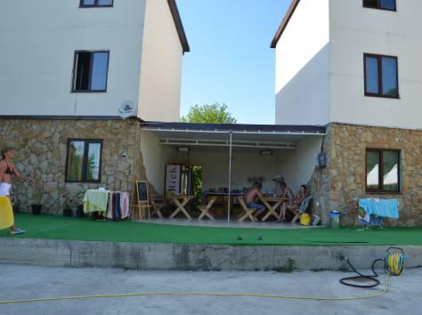 Продам 1/2 долю гостиницы в п. Ольгинка, Черноморская 29б, фотография 2