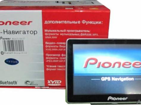Pioneer 4.3 - новый в упаковке, фотография 1