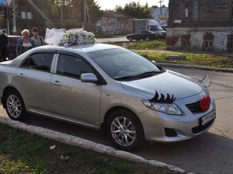 Продам Toyota Corolla,2008г.в.,в отличном состоянии,515000р., фотография 1