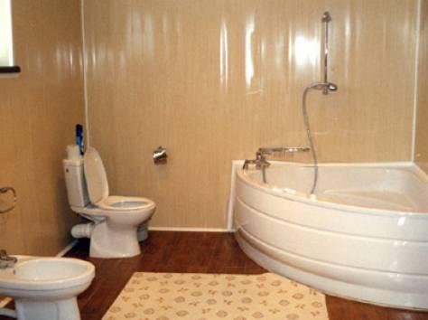 Обшить ванну пластиковыми панелями своим руками
