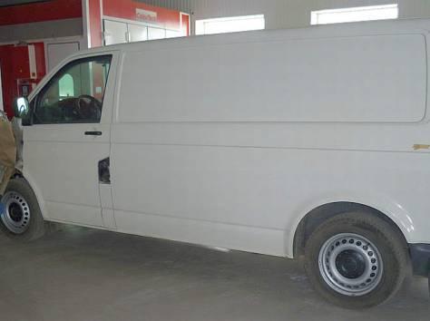 Малярно-Кузовной ремонт микроавтобусов, грузовых авто, фотография 1
