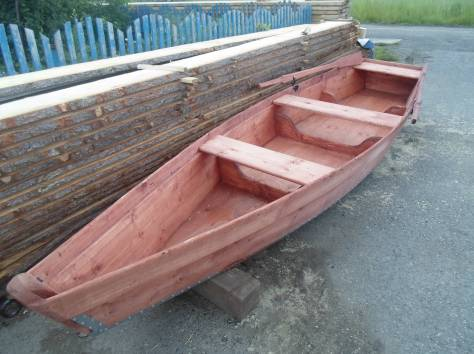 Лодка , фотография 1