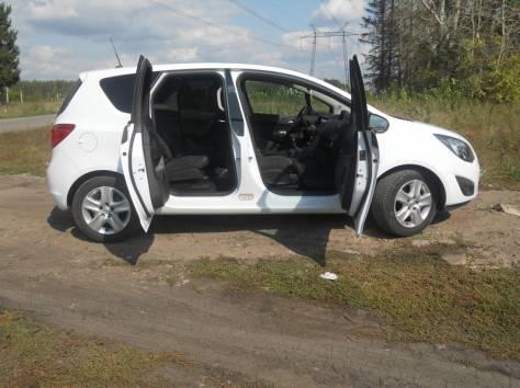 продаю автомобиль опель мерива 2012г, фотография 2