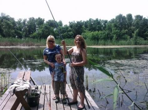 рыбалка в районе краснодарского края
