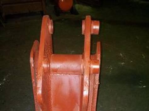 Задний ковш на погрузчик JCB 3CX , фотография 4
