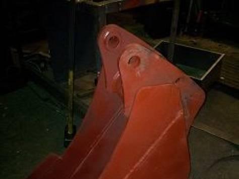 Задний ковш на погрузчик JCB 3CX , фотография 6