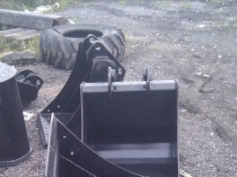 Ковш KOMATSU PC 200-7 траншейный для погрузчика, фотография 2