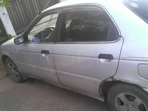 Продам Suzuki Baleno серебряный седан 5 дверей 1996 г 1.6 MT (98 л.с.),, фотография 1