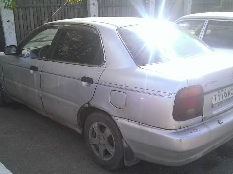 Продам Suzuki Baleno серебряный седан 5 дверей 1996 г 1.6 MT (98 л.с.),, фотография 2