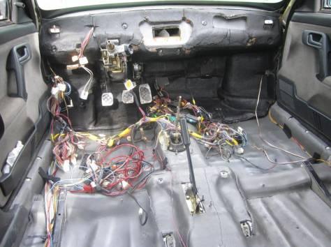 Шумо-виброизоляция автомобиля, фотография 2