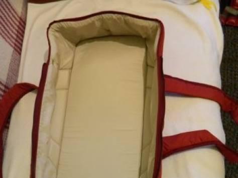 Переноска для новорождённого, дно 62 см., фотография 3