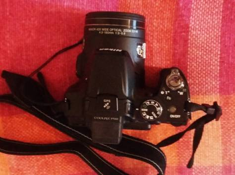 Продам Цифровой фотоаппарат Nikon COOLPIX P510 , фотография 2
