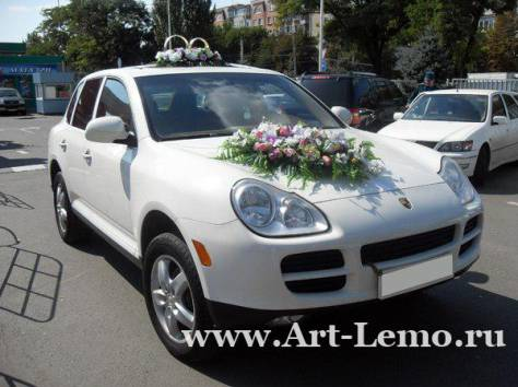Аренда машины на свадьбу. Прокат автобусов и украшений на свадебный автомобиль., фотография 1