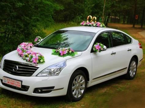 Аренда машины на свадьбу. Прокат автобусов и украшений на свадебный автомобиль., фотография 3