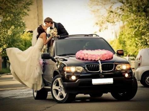 Аренда машины на свадьбу. Прокат автобусов и украшений на свадебный автомобиль., фотография 4