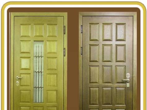 дверь металлическая за 2 дня