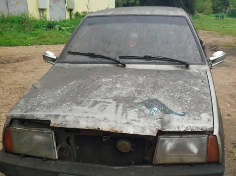 Продам на запчасти ВАЗ 21099, фотография 3
