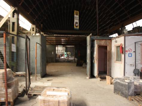 Сдается оборудованный ангар 916 кв.м. на Геологов, фотография 1
