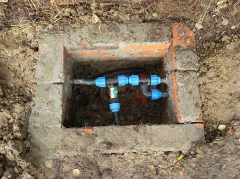 Как сделать дачный водопровод