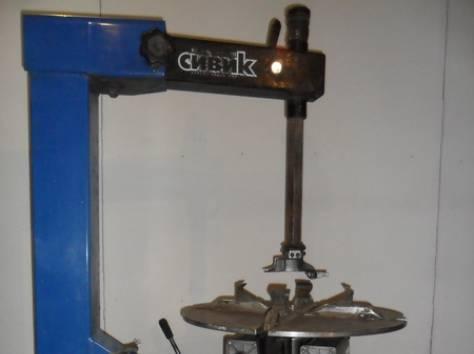 шиномонтажное оборудование, фотография 2