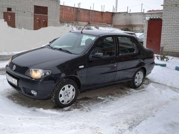 Продается а/м FIAT Albea в экс-ии с 2012г., фотография 1