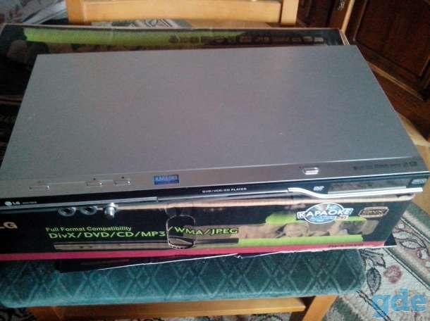 Продается DVD плеер DK578XB, новый., фотография 1