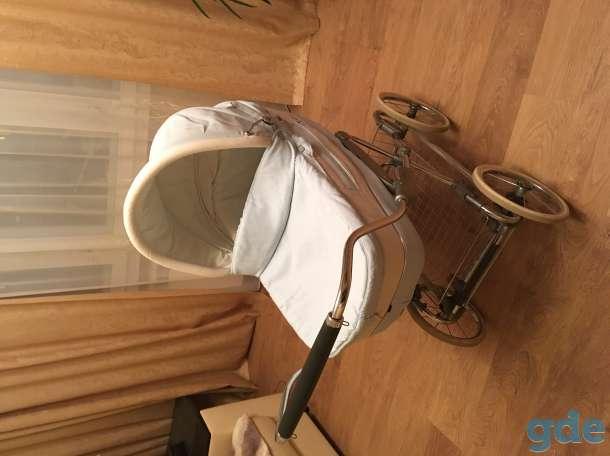 Продам итальянскую коляску, фотография 1
