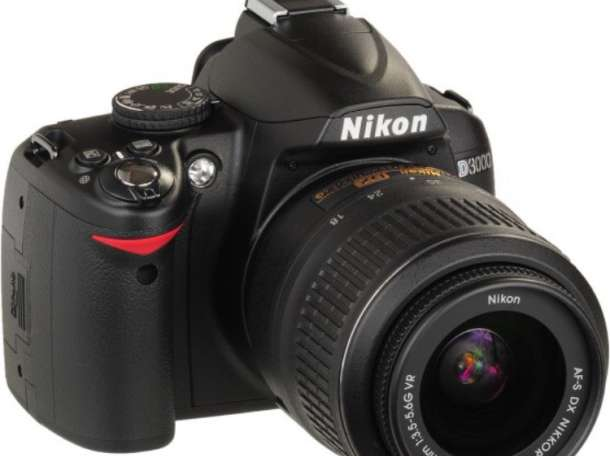 Nikon D3000 / cумка DigiCase / Memory Card 16, фотография 2
