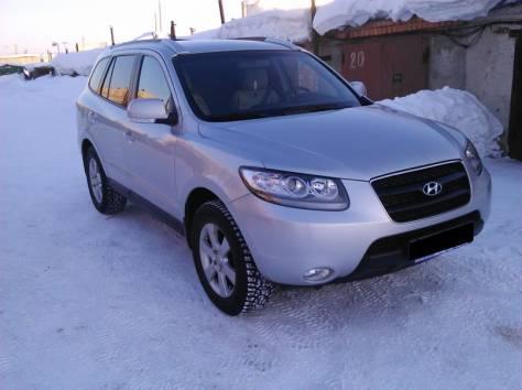 Hyundai Santa Fe, фотография 2
