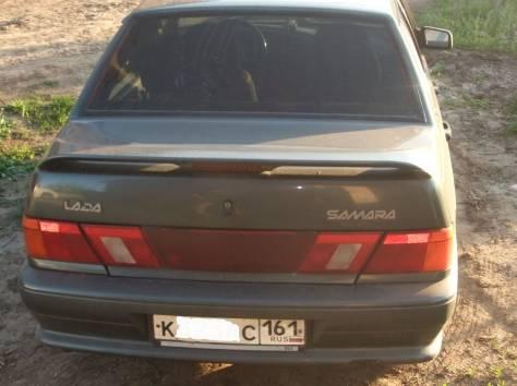 Срочно продам ВАЗ 2115, г.в.2008, фотография 3