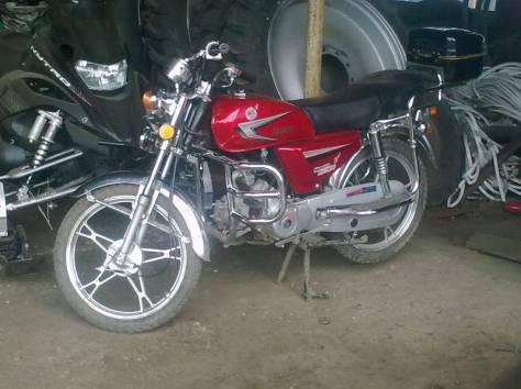 Мотоцикл alpha, фотография 1