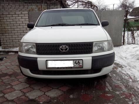 Всвязи с отъездом срочно продаю Toyota PROBOX 2005г, фотография 3