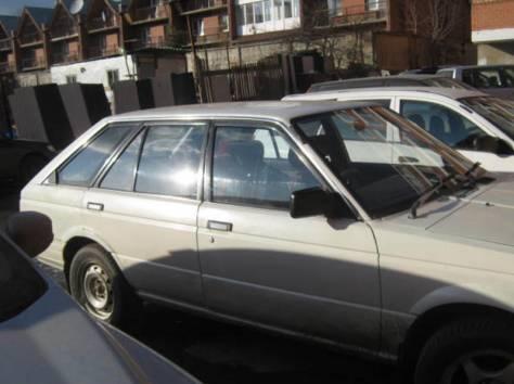 Nissan Sunny, 1987 год продам, фотография 1