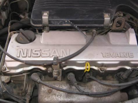 Nissan Sunny, 1987 год продам, фотография 3
