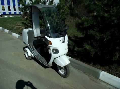 скутер honda guro canopy, фотография 1