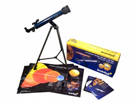 Телескоп Levenhuk Skyline 120x1000 EQ, фотография 4