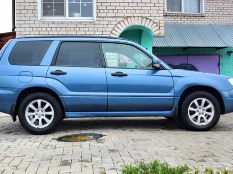 Subaru Forester 2.0 AT (158 л.с.) 4WD 2007, фотография 2