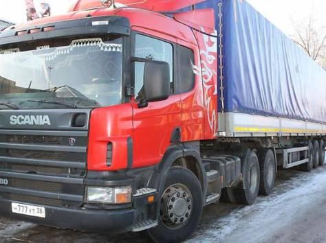 Продается седельный тягач Scania R380, фотография 1