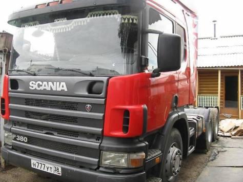 Продается седельный тягач Scania R380, фотография 4