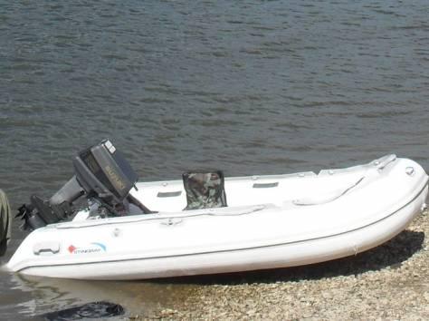 Продам лодку и мотор, фотография 1