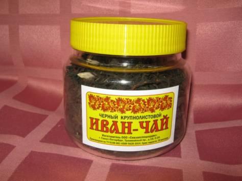 Продам Иван-Чай ферментированный в банке 75гр., фотография 1