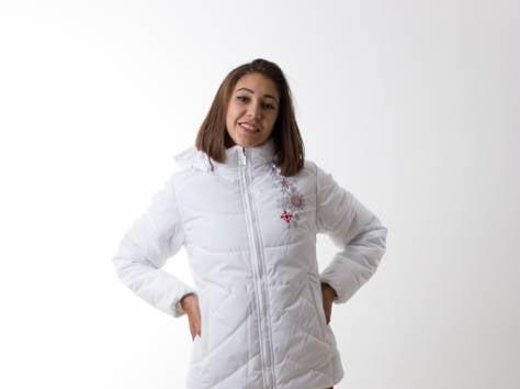 Одежда женская зимняя утепленная, фотография 4
