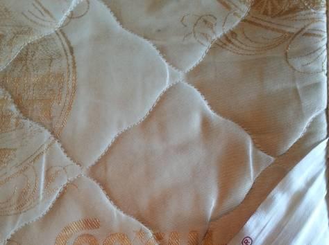Срочно продаю двухспальную кровать, решетку из ортопедических ламелей и Двухсторонний ортопедический матрас (зима-лето), фотография 2
