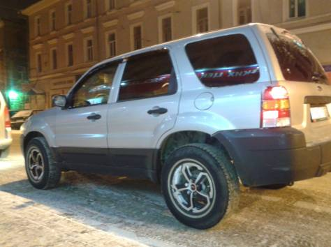 Ford Escape,, фотография 1