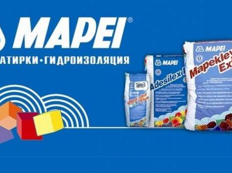 Строительные смеси Mapei, Litokol, фотография 1